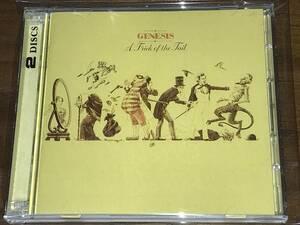 送料込み GENESIS / A TRICK OF THE TAIL CD+DVD 即決