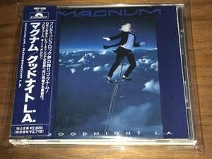 送料込み MAGNUM マグナム/ GOODNIGHT グッドナイト L.A. 即決