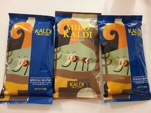 KALDI コーヒー豆 カルディコーヒー 挽