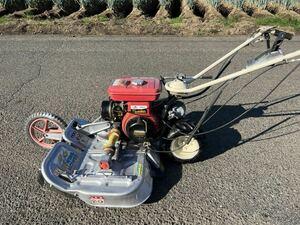オーレック  WM606A草刈機 ロータリーモア ウイングモア EH17 OHV エンジン