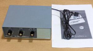 ハリクラフターズ ビンテージ 半導体 エレキ- CW キーヤー HA4 デザインが格好良い A1