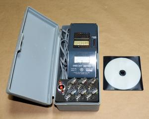 SP1 JAMES MILLEN 後期型 ハイブリッド GRID-DIP METER 90651-A グリッド ディップ メーター極上動作品