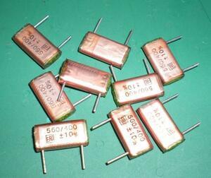 激安継続 20個セット560pf 400V KT1849 Roederstein ERO 使えばわかる!