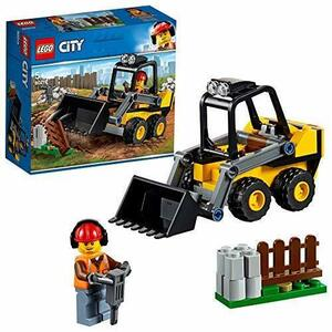 特別価格!レゴ(LEGO) シティ 工事現場のシャベルカー 60219 ブロック おもちゃ 男の子 車7SDS