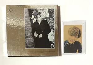 EXO 韓国盤 輸入 CD トレカ EXODUS カイ KAI 表紙 セット 中国語