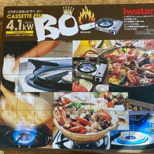 カセットコンロ イワタニ 未使用 鍋料理 だんらん サブコンロ 非常時用 避難用