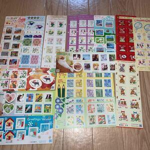 切手シート シール 9240円分 ネコ ふみの日 旅行 28
