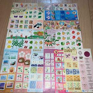 切手シート シール 9240円分 28
