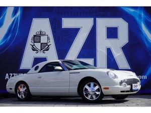 サンダーバード 2002年モデル 復刻版サンダーバード コンバーチブル