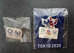 東京オリンピック ピンバッチ ピンバッジ  2020 埼玉 アース製薬 ピンズ 未使用 ミライトワ ソメイティ