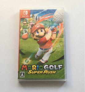 Nintendo Switch マリオゴルフ