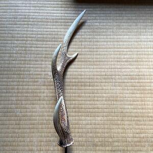 鹿の角 ランタンハンガー 36
