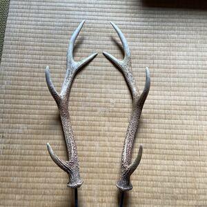鹿の角 ランタンハンガー 37