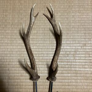 鹿の角 ランタンハンガー 42