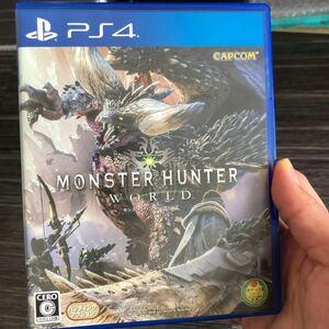 モンスターハンターワールド PS4 モンスターハンター:ワールド PS4ソフト MHW