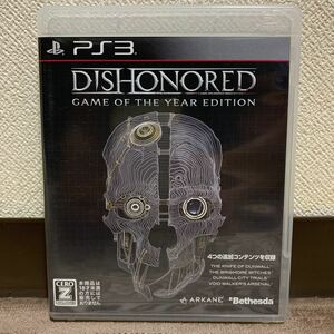 【PS3】 Dishonored Game of the Year Edition ディスオナード