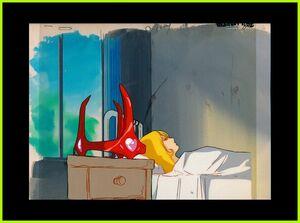 セル画★ワ0銀河鉄道999エメラルダスハーロックの松本零士ヤマトよ永遠にサーシャ聖闘士星矢沙織ガンダムララア役藩恵子主演1000年女王