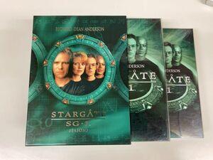 スターゲイト SG-1 シーズン3 DVDコンプリートBOX 1および2