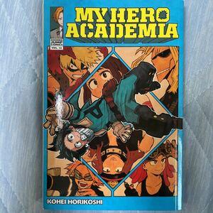 僕のヒーローアカデミア12 USA版