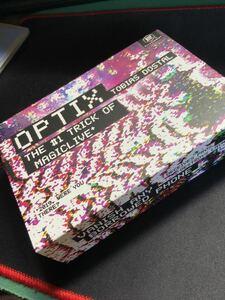 OPTIX オプティクス(借りたスマホが消えて…)消失とトランスポが同時に起こる不思議を演じてみてください。 手品 スマートフォン