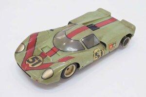 当時物 TAMIYA タミヤ スロットカー 青柳金属有限会社 フェラーリ ロータス おもちゃ 車 ビンテージ 昭和レトロ RD-781Tk4