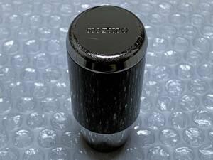 絶版♪ NISMO ニスモ カーボン アルミ シフトノブ 前期 ロゴ M10 スカイライン GT-R GTR R30 R31 R32 R33 R34 RB26 S13 S14 S15 Z31 Z32 ②