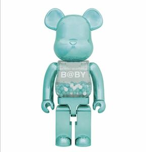 MY FIRST BE@RBRICK B@BY TURQUOISE Ver.1000% 千秋