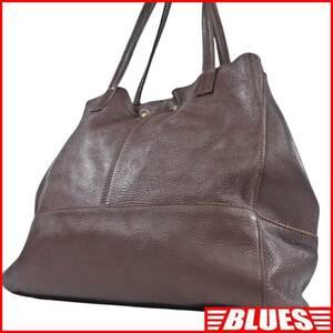 即決★HARE★オールレザートートバッグ ハレ メンズ 茶 本革 ハンドバッグ 本皮 かばん 通勤 トラベル 出張 カバン 鞄 レディース