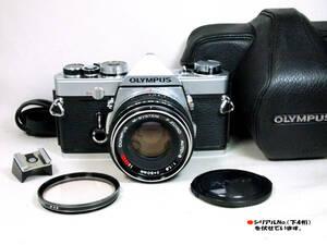 ★★★オリンパス M-1 / OLYMPUS M-1 (50mmF1.8付) ☆整備・完動・美品☆