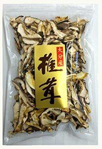 【新物】大分県産100% スライス椎茸 100g(チャック袋入)