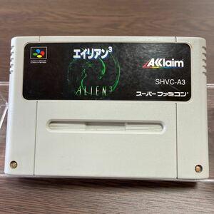スーパーファミコン エイリアン3