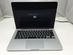 ジャンク!APPLE MacBookPro12.1 A1502○Core i5 5257U 2.7G 16G 256G SSD