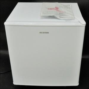 16 39-442463-26 [S] IRIS OHYAMA アイリスオーヤマ AF42-W ノンフロン 冷蔵庫 42L ホワイト 2019年製 福39