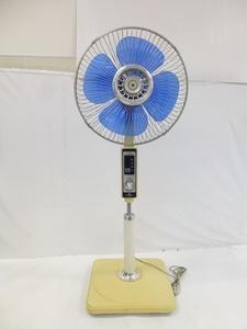01 20-438752-13 [S] TOSHIBA 東芝 扇風機 大型扇風機 F-570B 昭和 レトロ アンティーク 札20