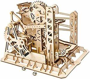 リフト Robotime 立体パズル 木製パズル クラフト プレゼント おもちゃ オモチャ 知育玩具 男の子 女の子 大人 入園