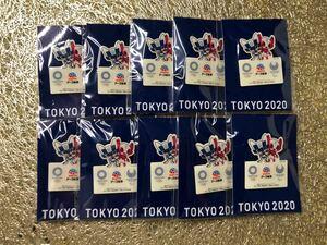 東京オリンピック ピンバッジ 10個セット
