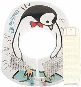 ホワイト Swimava スイマーバ【日本正規品】ボディリング(ベビーサイズ/ペンギン)(生後6カ月~2歳頃)&ベビー用
