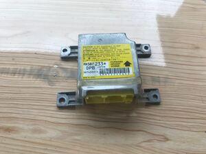 三菱 MITSUBISHI ディオン CR6W エアバックコンピューター MR587 233 カシ