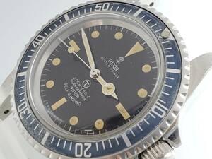 N111-503a TUDOR チュードル 時計 フェイスのみ 自動巻き 部品取り用 詳細不明 701670