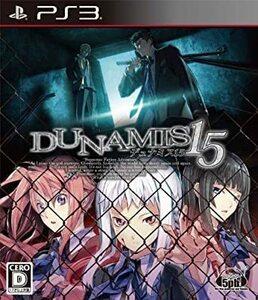 新品DUNAMIS15 (通常版) - PS3ZBJO