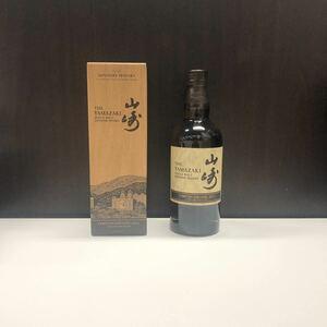 【F1015】※千葉県内への発送限定※20歳未満の者に対する酒類の販売はしません※未開栓 700ml サントリー山崎 2021 limited Edition 美品