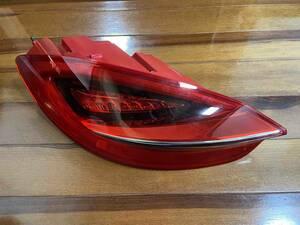ポルシェ981ボクスター ケイマン 純正 テールライト 左側 981.631.141.13(検索)Porsche Boxster Cayman tail light