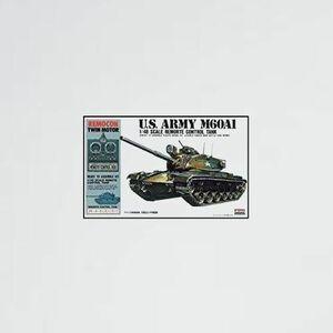 新品 目玉 1/48 マイクロエ-ス 6-XU No.1 M60A1中戦車 リモコンタンク