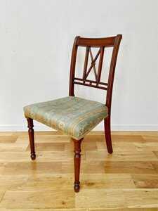 イギリス 英国 アンティーク チェア ヴィンテージ オーク材 ディスプレイ 店舗備品 インテリア 椅子 店舗什器 【3970】