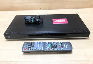 良品☆ 動作確認済み☆ パナソニック Panasonic DIGA HDD/BDレコーダー DMR-BZT710 3番組同時録画 3D対応機 リモコン B-CASカード 付き G8