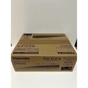 TOSHIBA REGZA D-M210 タイムシフトマシンハードディスク