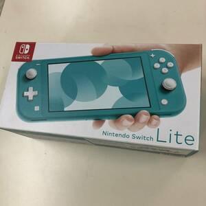 【1円~】ニンテンドー スイッチライト Nintendo Switch Lite ターコイズ ゲーム機本体【ジャンク品】