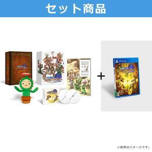 【PS4】聖剣伝説 レジェンド オブ マナ コレクターズ エディション