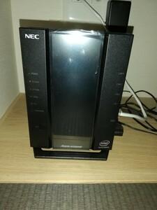 無線LANルーターAterm WX3000HP