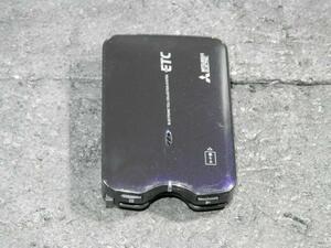 ダイハツ L575S ムーブコンテ 三菱 アンテナ分離型 音声案内 ETC EP-9U714VB 軽自動車登録